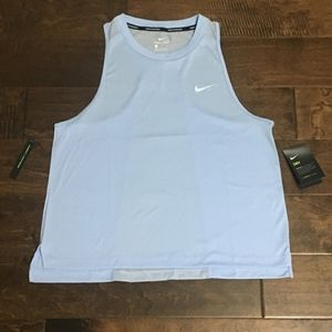 Women's Nike Dry Miler running tank  with tags